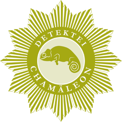 Logo Detektei Chamäleon