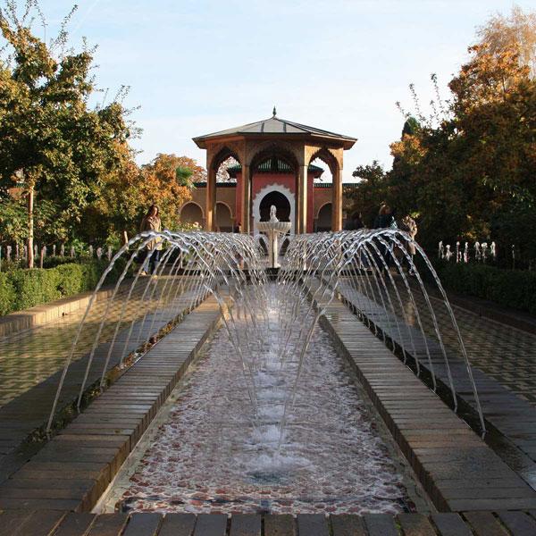 Fotografie, Islamischer Garten