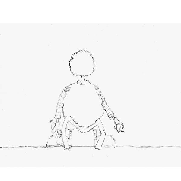 Cartoons, Wie entsteht ein Cartoon 1