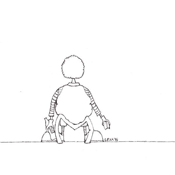 Cartoons, Wie entsteht ein Cartoon 2